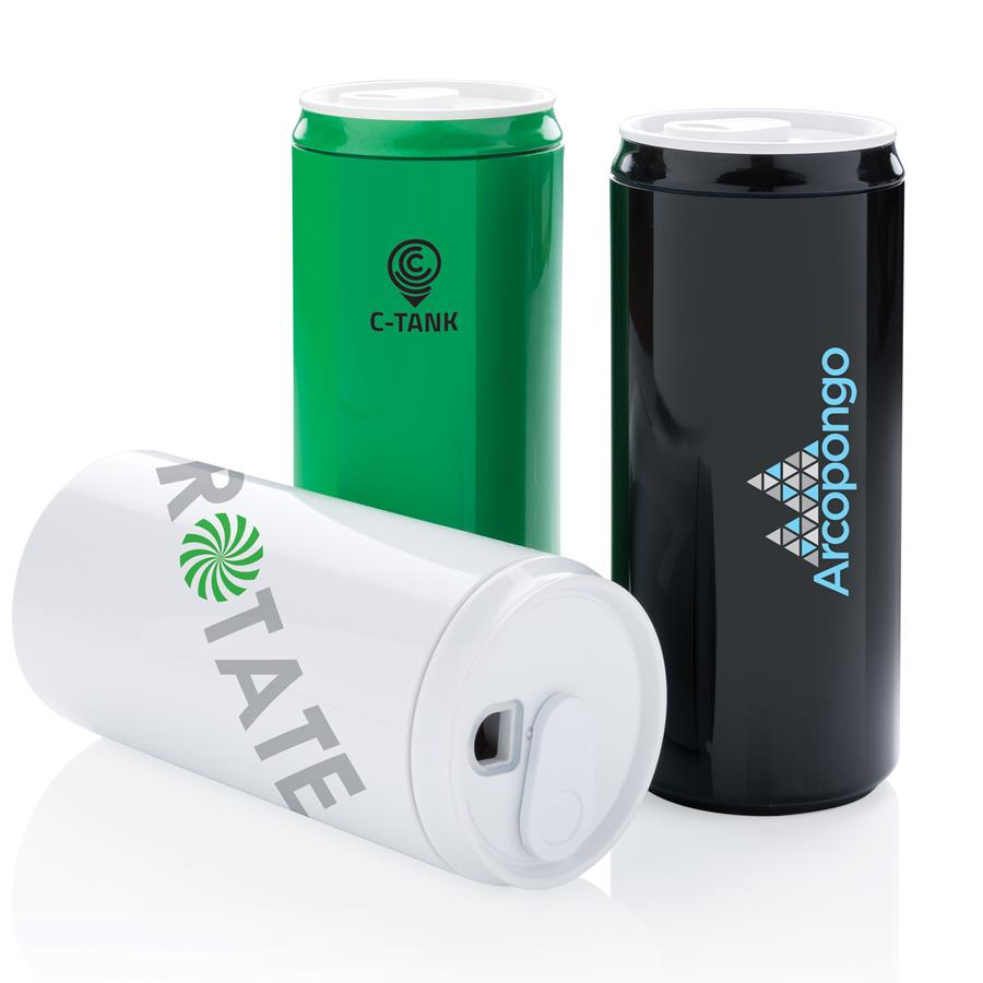 Promotional Eco Reusable Drinks Can